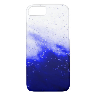 Blue Goddess Blood Custom iPhone 7 Case