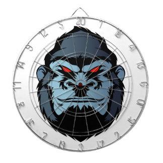 blue gorilla head dart boards