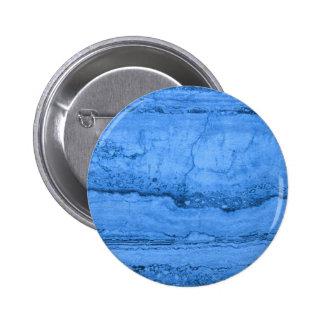 Blue granite 2 inch round button
