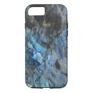 (blue granite) iphone 7/8 case