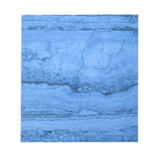 Blue granite notepads
