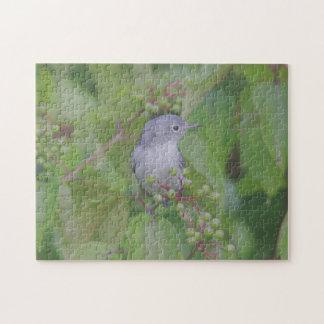 Blue-gray Gnatcatcher Jigsaw Puzzle