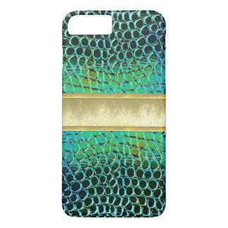 Blue Green Jewels Cool Design iPhone 7 Case