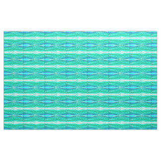 blue/green maui wave pattern fabric