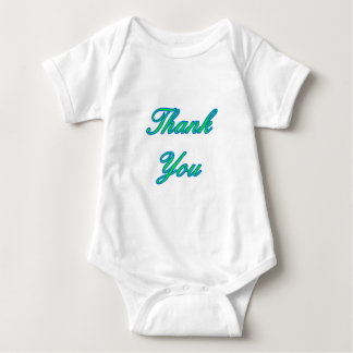 Blue Green Thank You Design The MUSEUM Zazzle Gift T Shirts