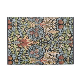 Blue Green William Morris Tapestry iPad Mini Cover