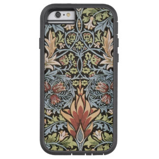 Blue Green William Morris Tapestry Tough Xtreme iPhone 6 Case