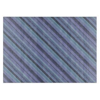 Blue-grey diagonal stripes boards