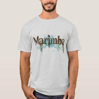 Blue Grunge Marimba T-shirt