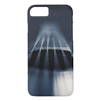 Blue Guitar iPhone 8/7 Case