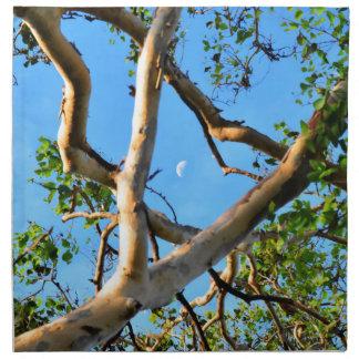BLUE GUM TREE QUEENSLAND AUSTRALIA CLOTH NAPKINS