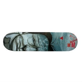Blue Guy Skateboard
