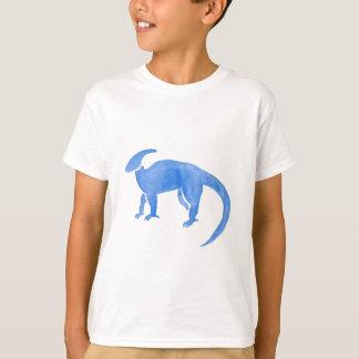 Blue Hadrosaur T-Shirt