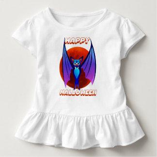 Blue Halloween Bat~ Toddler T-shirt