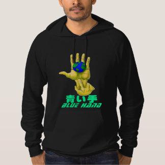 Blue Hand Hoodie