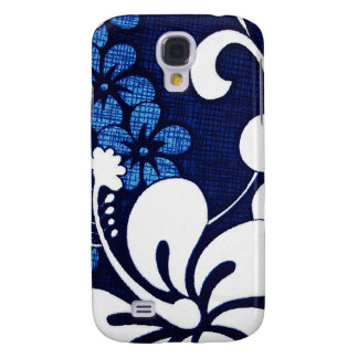 Blue Hawaiian Hibiscus iPhone 3G Case