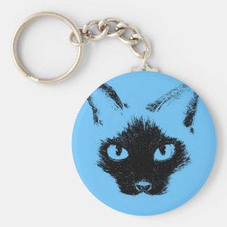 Blue Hayley.jpg Keychain