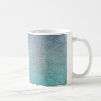 Blue haze classic white coffee mug