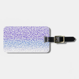Blue Haze Tag For Luggage