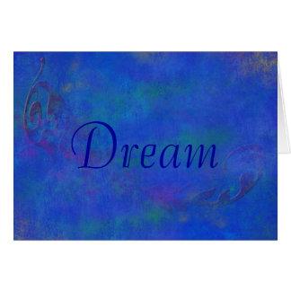 Blue Haze Note Card