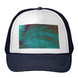 Blue haze trucker hat
