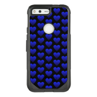Blue Heart Google Pixel Otterbox Case