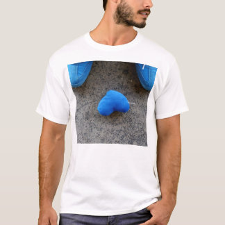 Blue Heart Love T-Shirt