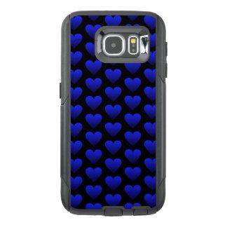 Blue Heart Samsung Galaxy S6 Otterbox Case