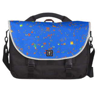 Blue HEAVEN Template DIY +Text Image buy BLANK FUN Computer Bag