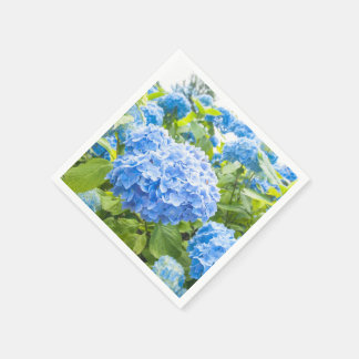 Blue Heaven, wedding paper napkin