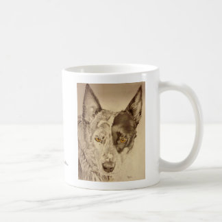 Blue Heeler Australian Cattle Dog Coffee Mug