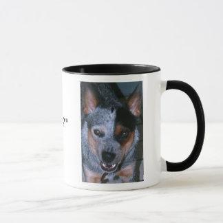 Blue Heeler Coffee Mug