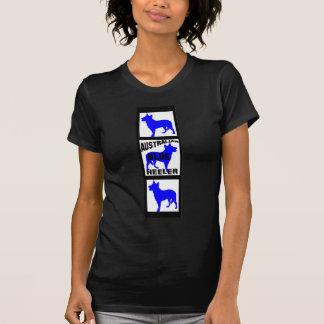 Blue Heeler Movie Film Strip Tshirt