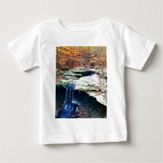 Blue Hen Falls Cuyahoga National Park Ohio Baby T-Shirt