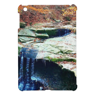 Blue Hen Falls Cuyahoga National Park Ohio iPad Mini Covers