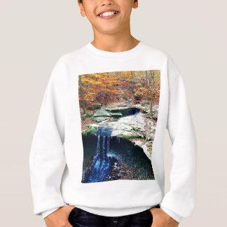 Blue Hen Falls Cuyahoga National Park Ohio Sweatshirt