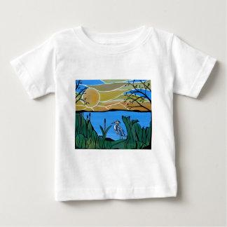 Blue Heron Bay Baby T-Shirt