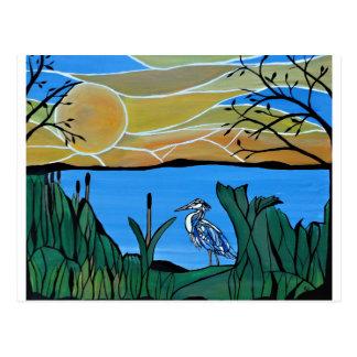 Blue Heron Bay Postcard
