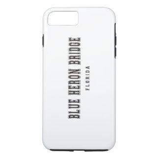 Blue Heron Bridge Florida iPhone 7 Plus Case