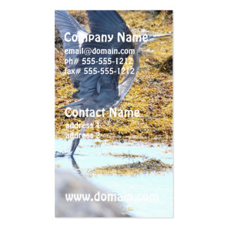 Blue Heron Business Cards