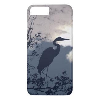 Blue Heron iPhone 7 Plus Case