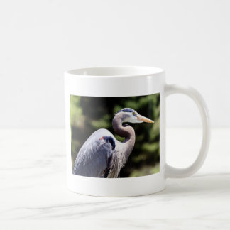 Blue Heron Coffee Mugs