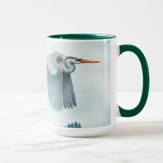 Blue Heron Mug (15 oz)