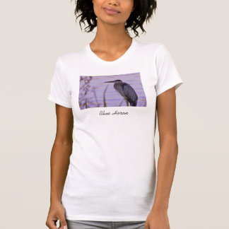Blue Heron T-shirt