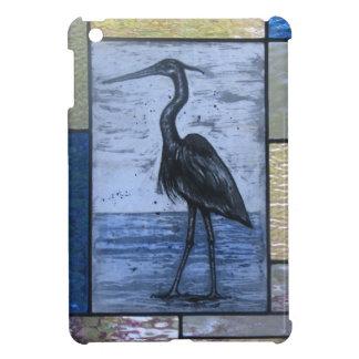 Blue Heron with Blues iPad Mini Case