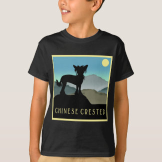 Blue Hills Chinese Crested T-Shirt