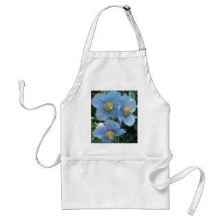 Blue Himalayan Poppy Standard Apron