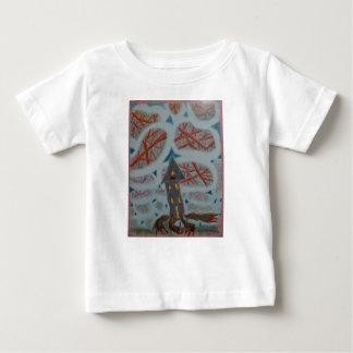 Blue Holes Baby T-Shirt