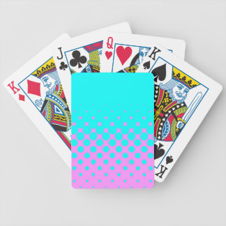 Blue Holes Bicycle Playing Cards
