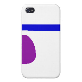 Blue Horizon Case For iPhone 4